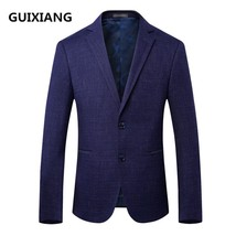 "2017 new arrival high quality fashion casual blazer men,men""s casual sui... - $98.20"