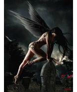 Haunted Dark Angel Sexual Heiress Powers of the djinn wish granting erotic - $166.66