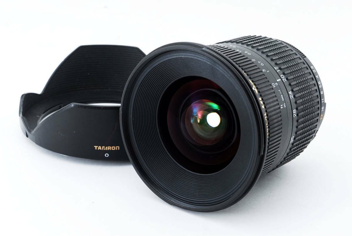 Tamron AF 17-35mm f/2.8-4.0 Di LD SP Aspherical (IF) for Canon with Hood