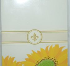 Faux Designs GP129 Sunflower Gift Notepad 50 Tear off Sheets image 5
