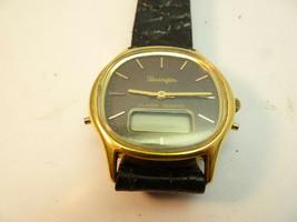 VINTAGE 1970'S LEXINGTON ANA DIGITAL ALARM SWISS QUARTZ WATCH FOR RESTOR... - $195.00