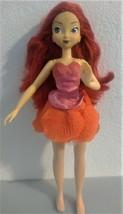 "Disney Mattel Tinkerbell fairy Rosetta doll 11"" - $14.64"