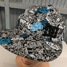 DC Skateboard Shoes New Era 7 1/8 Fitted Baseball Cap Hat - ₹1,043.28 INR