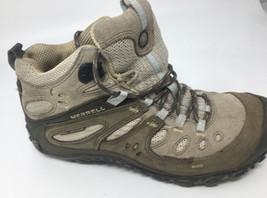 Merrell Chameleon Arc Mid Waterproof Trail Hiking Boots J87728 Womens 8.5 - $42.06