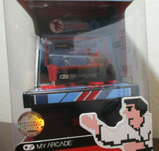My Arcade Karate Champ Micro Player Retro Arcade Game Brand New Factory Sealed image 6