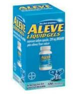 Aleve Liquid Gels 200 mg Naproxen Sodium 80 Gel Caps - $22.76
