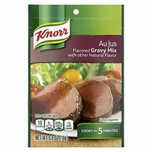 Knorr Gravy Mix, Au Jus, 0.6 Ounce (Pack of 1) - $4.90
