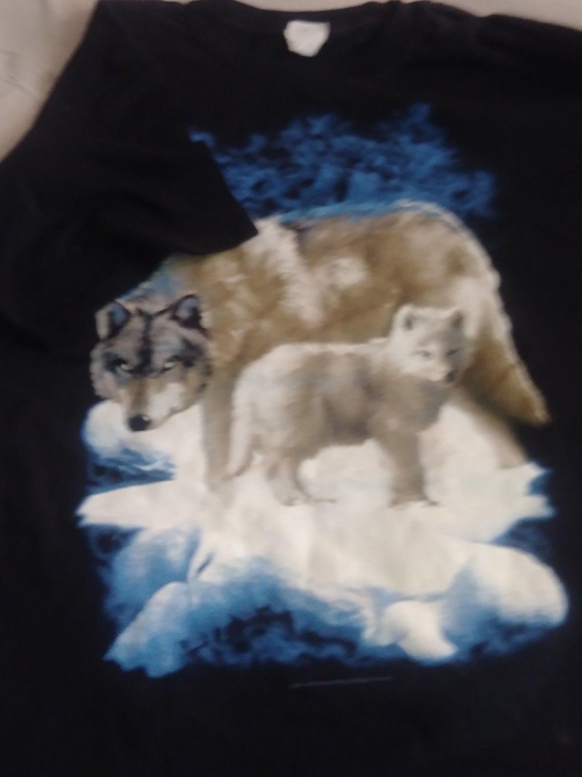 30178f70 Arctic Foxes Liquid Blue T-Shirt XL and 50 similar items. S l1600