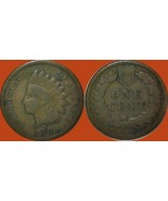 1895 1c INDIAN HEAD PENNY G - $3.95