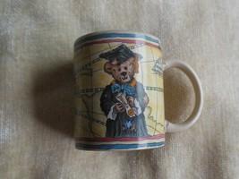 Boyds Bear Ware Pottery Works Graduation Cup/Mug 1999 - $25.99