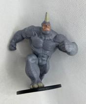 "Rhino 4"" Marvel Action Figure - Disney Store Spiderman Exclusive PVC - $10.59"