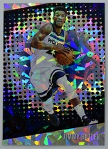 2017-18 JIMMY BUTLER Panini Revolution Cracked Ice Parallel Card  - $8.00