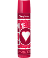 Lip Smacker CHERRY HEARTS Lip Gloss Balm Stick Love Kisses Hearts Valent... - $3.75