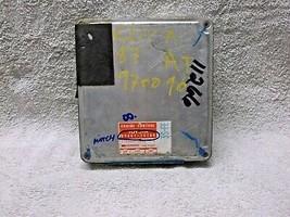 1987..87 TOYOTA CELICA  2.0L /  3S-FE ENGINE CONTROL /COMPUTER.ECU.ECM.PCM - $15.84