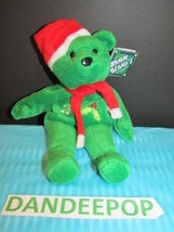 Salvino's Bamm Beano's Holiday Bear David Justice #23. Issue Date 1998 W... - $12.86