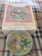 Hallmark 1996 Collector's Plate - Easter Collection Ornament - New In Box! - $9.35