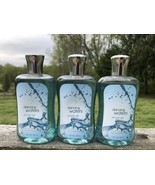 Bath Body Works Dancing Waters Shower Gel Lot 3 wash liquid soap - $79.99