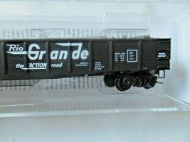 Micro-Trains # 10500311 Denver & Rio Grande Western 50' Steel Side Gondola (N) image 3