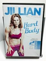 Jillian Michaels Hard Body Get The Edge Workout DVD - $7.24