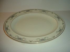 Royal Doulton Juliet Platter Romance Collection 13 Inch Oval - $29.99
