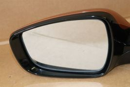 2012-14 Hyundai Veloster Door Wing Side View Mirror Driver Left LH image 5