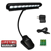 LUMIENS L9 - Music Stand Light Clip On Orchestra LED Lamp - 9 LED, 2 Lev... - $44.46