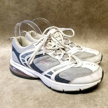 Avia Womens   Size 7.5 White Pink Running Shoes - $21.99