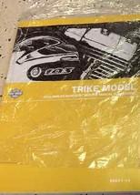 2014 Harley Davidson Trike Modèles Service Atelier Réparation Manuel Supplément - $188.79