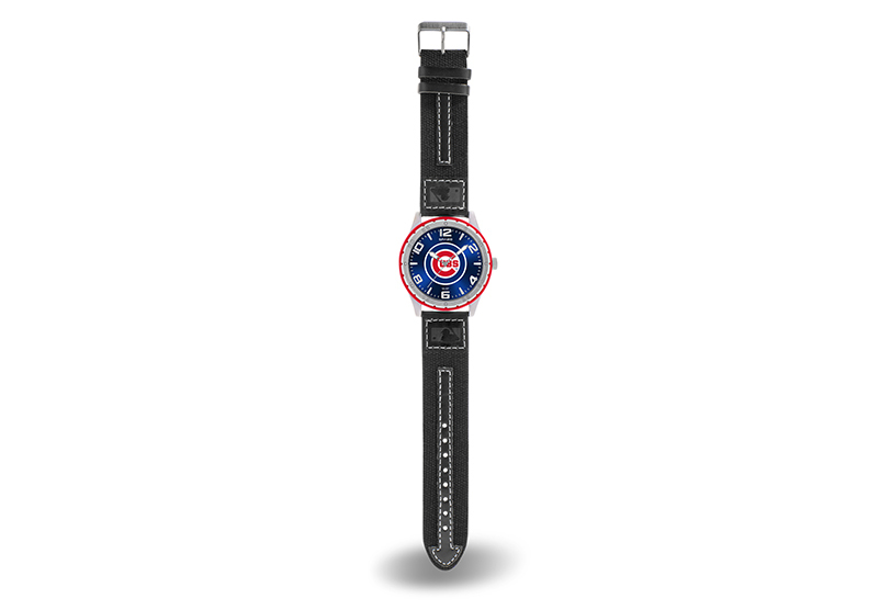 Chicago Cubs Watch Men's Gambit Style [Free Shipping]**Free Shipping** - $44.65