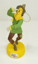 "Hallmark 2015 Wizard of Oz Scarecrow ""If I Only Had A Brain"" Magic Ornament - $29.69"