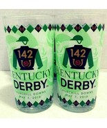142nd Kentucky Derby 8 Mint Julep Drinking Glasses May 7, 2016 - $39.99