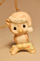 Precious Moments: Owl Be Home For Christmas - 128708 - Holiday Ornament - $14.44