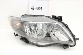 Oem Head Light Headlight Lamp Toyota Corolla 09 10 Rh Black Chip Mount - $49.50