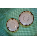 2 Lenox Potomac Saucers Presidential Collection Free US Shipping - $12.86