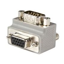 StarTech Right Angle VGA Adapter - Right Angle VGA to VGA - Male/Female ... - $12.99