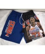 Vintage Starter NBA Shorts Patrick Ewing New York Knicks 90s Basketball ... - $269.99