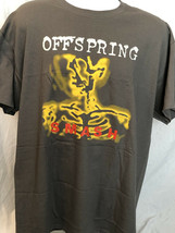 The Offspring-Smash-X-Large Charcoal T-shirt - $22.24