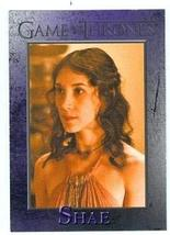 Game of Thrones trading card #84 2013 Shae - $4.00
