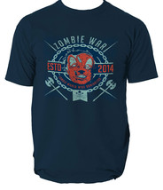 Zombie War t shirt horror comic movie S-3xl - $14.50+