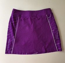 Adidas Purple Clima Cool Skort sz 4 New NWT 75.00 Retail - $31.67