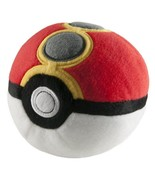 "Pokemon Repeat Ball 5"" Pokeball Plush - $16.82"