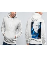 James Bond 007 Die Another Day Zao  New Z HOODIE MEN WHITE - $30.99+