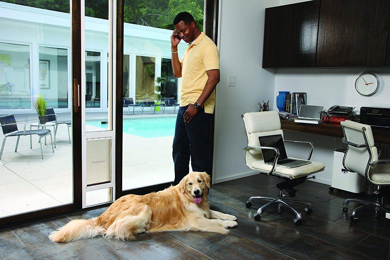 Sliding Glass Pet Door Aluminum Patio Flap And 41 Similar Items