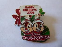 Disney Trading Pins 73842 WDW - Happy Holidays 2009 - Disney's Coronado Springs  - $14.00
