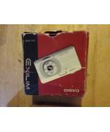 Casio EXILIM ZOOM EX-Z80 8.1MP Digital Camera - Blue - $35.00