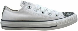 Converse Chuck Taylor Ox White Women's 545059F Size UK 3 - $66.36