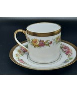 C. Ahrenfeldt for Wright Kay &Co. 3 demitasse cups and saucers excellent... - $35.00