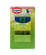 Dr.Oetker AROMA : Lemon for pastries -4 bottles -Made in Germany FREE SH... - $7.38