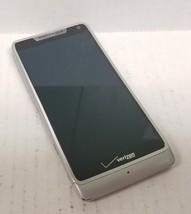 Motorola Droid RAZR M Verizon Android Smartphone 8GB Silver - $28.00