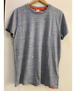 Superdry Mens Vintage Logo All Over Print  Slim Fit T Shirt - $15.80